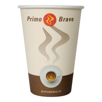 Primo Bravo beker 180 cc, exclusief verkrijgbaar bij Langerak de Jong