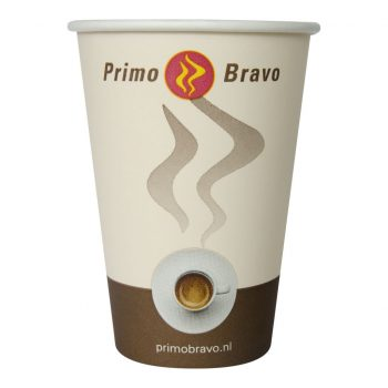 Primo Bravo beker 150cc, exclusief verkrijgbaar bij Langerak de Jong