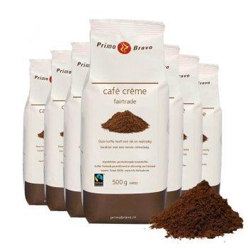 Cafe creme FT 350x350 - Primo Bravo Instant Café Crème Fairtrade