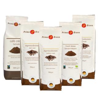 Primo Bravo Koffie