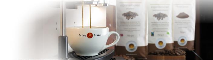 De lekkerste koffie op het werk, Primo Bravo van Langerak de Jong
